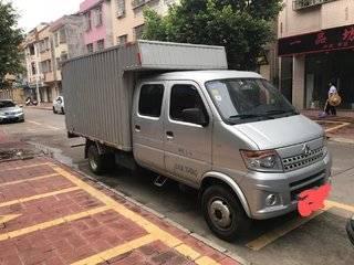 长安神骐T20 1.5L 手动 116马力3.07米货拉拉特供版双排厢式运输车