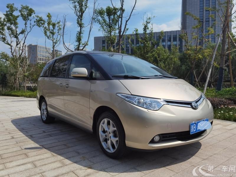 丰田普瑞维亚 [进口] 2007款 3.5L 自动 7座 豪华型
