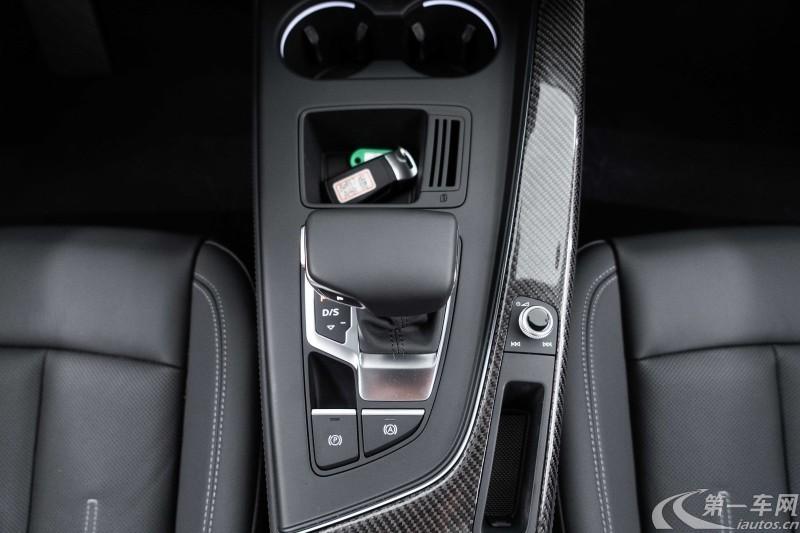 奥迪A4L 2020款 2.0T 自动 豪华致雅型 (国Ⅵ)