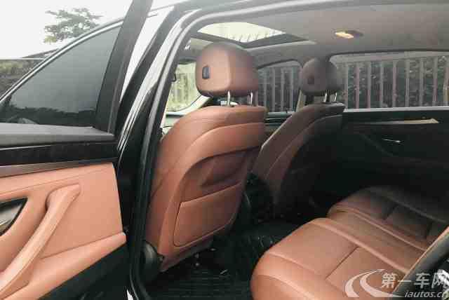 宝马5系 525Li 2017款 2.0T 自动 汽油 领先型 (国Ⅴ)
