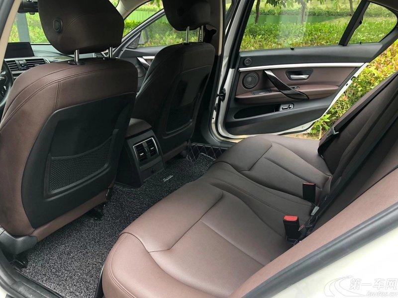 宝马3系 320Li 2019款 2.0T 自动 汽油 M运动套装 (国Ⅴ)