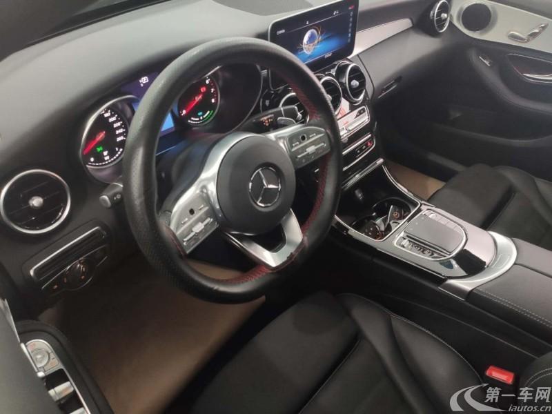 奔驰C级 C260 2019款 1.5T 自动 运动版 (国Ⅵ)