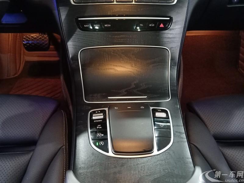 奔驰C级 C260L 2019款 1.5T 自动 运动版 (国Ⅵ)