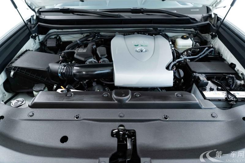 丰田普拉多 2019款 3.5L 自动 四驱 TX-L后挂备胎 (国Ⅴ)