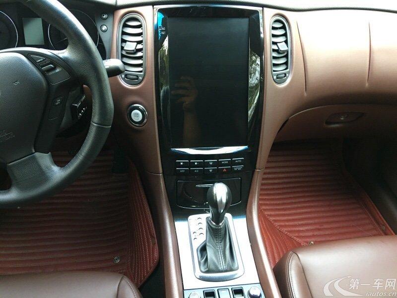英菲尼迪EX 25 [进口] 2013款 2.5L 自动 后驱 尊雅版