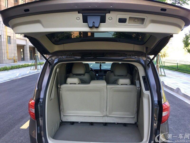 别克GL8 2014款 3.0L 自动 7座 XT豪华商务旗舰版 (国Ⅳ)