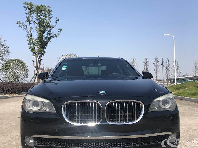 宝马7系 740Li [进口] 2009款 3.0T 自动 汽油 领先型