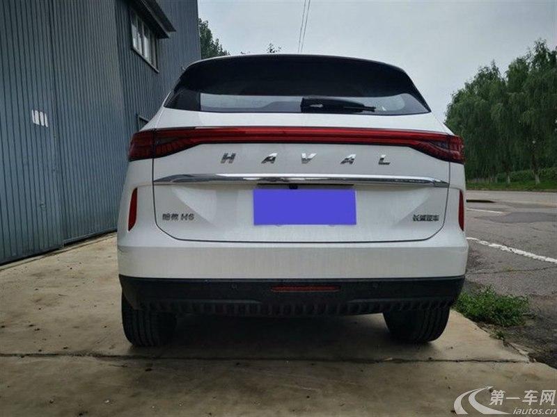 长城哈弗H6 2020款 1.5T 自动 前驱 铂金舒适版 (国Ⅵ)