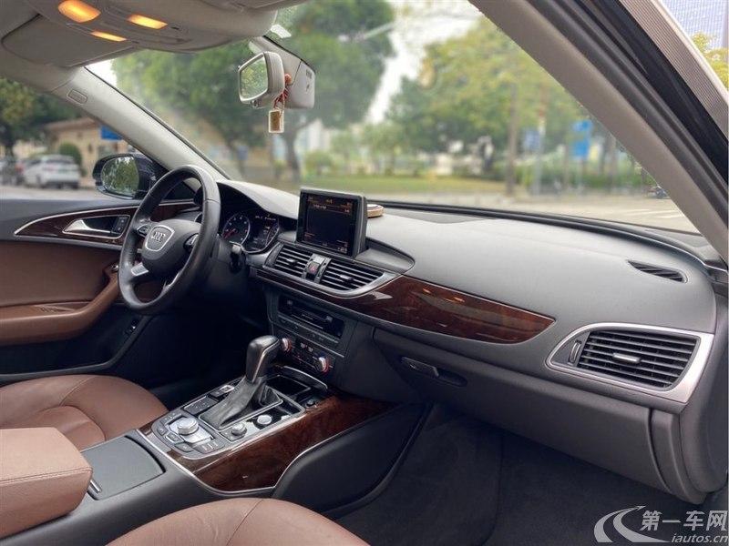 奥迪A6L TFSI 2017款 1.8T 自动 舒适型 (国Ⅴ)