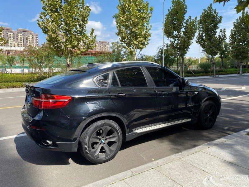 宝马X6 35i [进口] 2012款 3.0T 自动 四驱 汽油