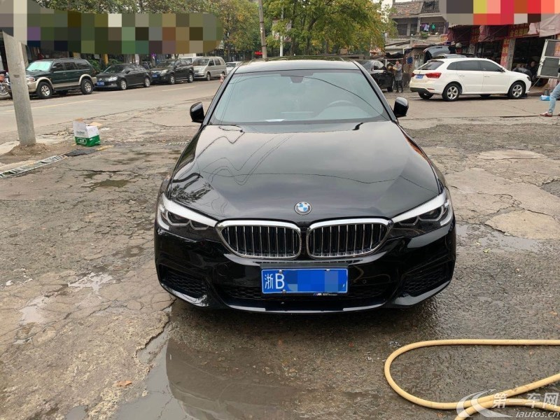 宝马5系 530Li 2019款 2.0T 自动 汽油 xDrive-M运动套装 (国Ⅵ)