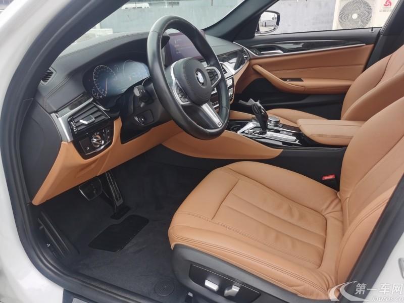 宝马5系 530Li 2020款 2.0T 自动 汽油 尊享型豪华套装 (国Ⅵ)