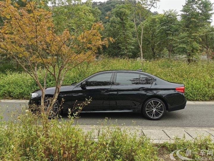 宝马5系 530Li 2019款 2.0T 自动 汽油 领先型豪华套装改款 (国Ⅵ)