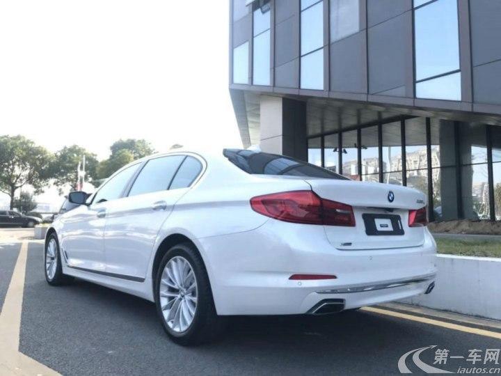 宝马5系 530Li 2019款 2.0T 自动 汽油 尊享型豪华套装 (国Ⅵ)