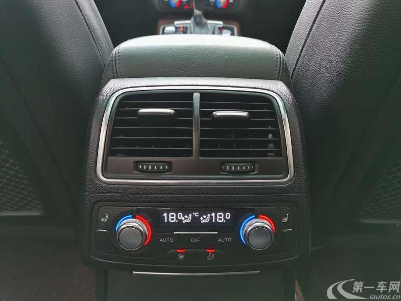 奥迪A6L 30FSI 2014款 2.5L 自动 技术型 (国Ⅴ)