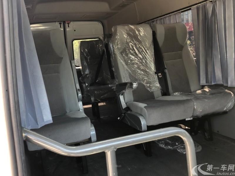 依维柯依维柯 2017款 2.5T 手动 客车 (国Ⅴ)