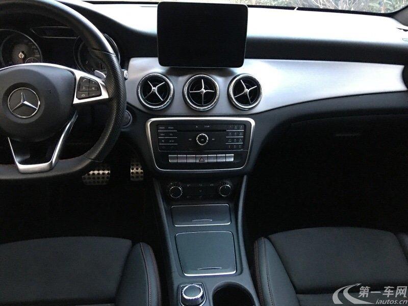 奔驰CLA级 CLA220 [进口] 2017款 2.0T 自动 汽油 改款